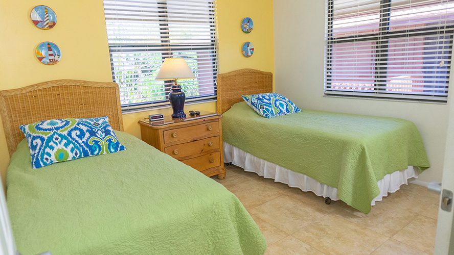 5 - 11 Twin Bed