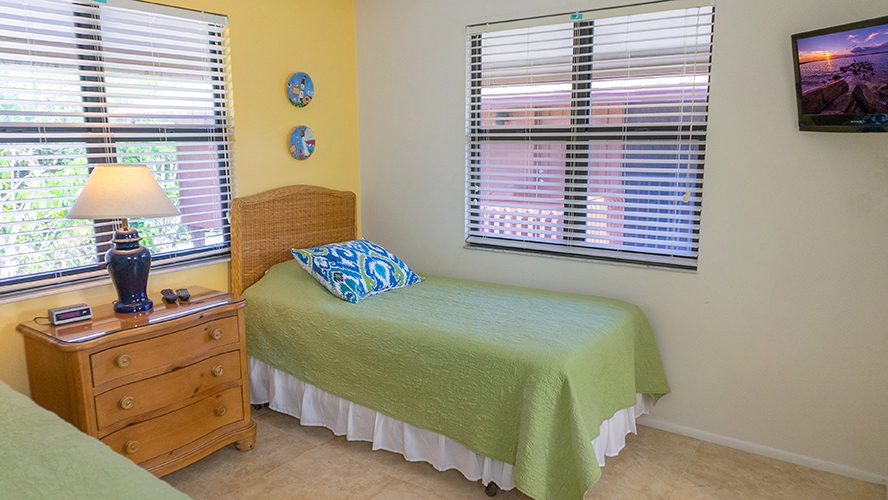 5 - 12 Twin Bed